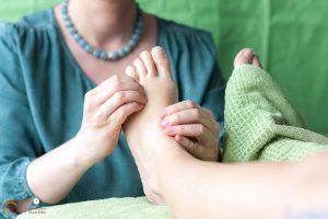Fußreflexzonen-Therapie - Nicole Fietz - Heilpraktikerin in Köln am Neumarkt